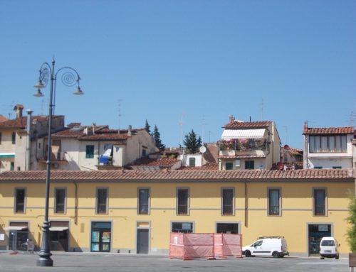 Ristrutturazione in piazza Annigoni – Firenze