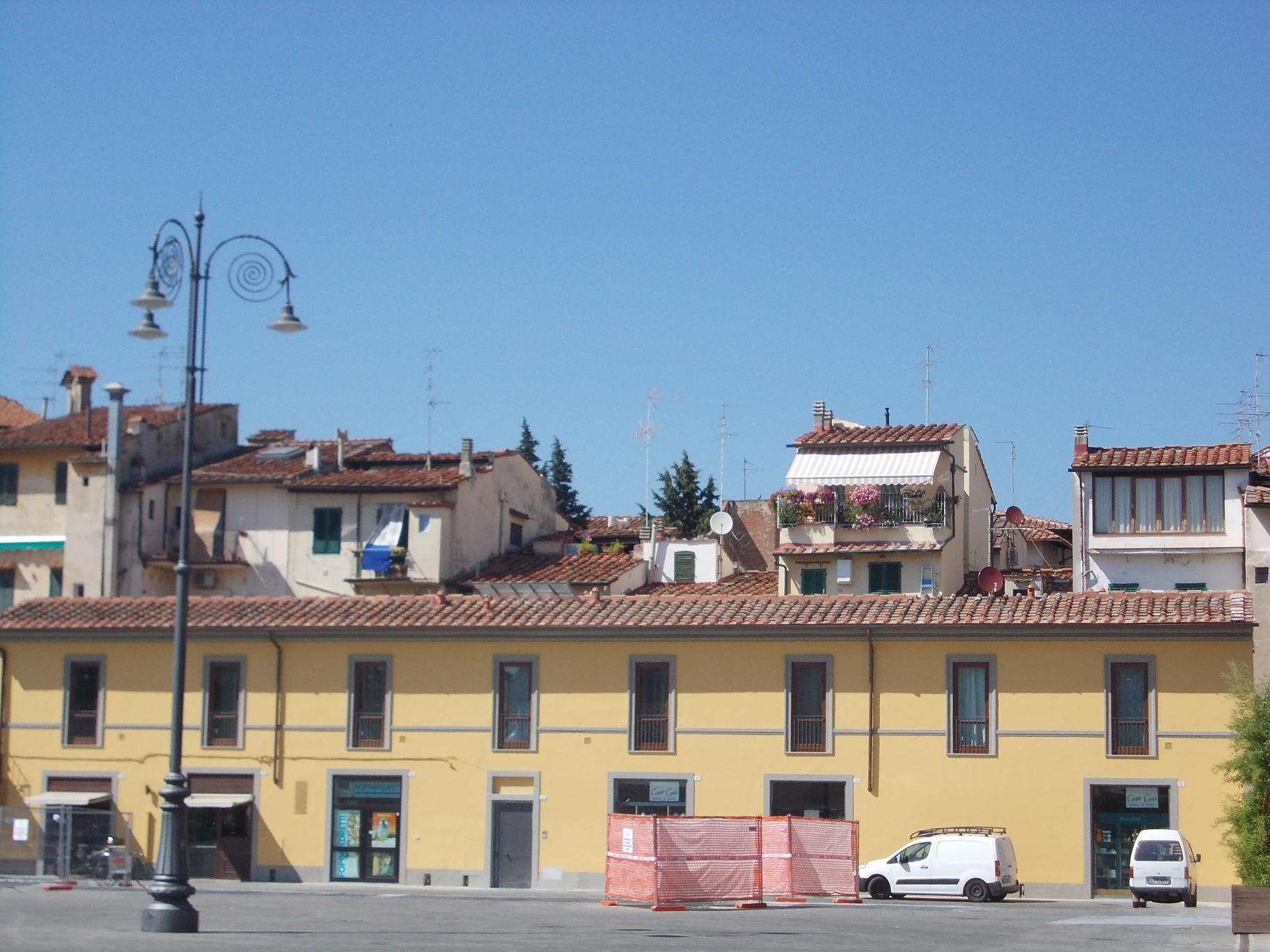 Piazza Annigoni