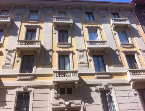 Ristrutturazione palazzo via Risorgimento